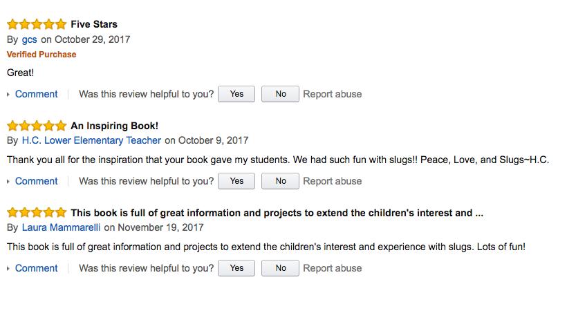 Slug Book review