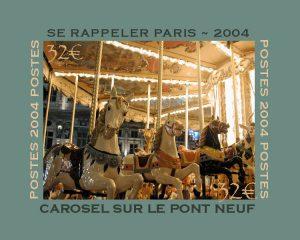 Carousel, Sur le Pont Neuf